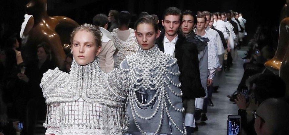 2월17일부터 21일까지 이어진 런던 패션 위크의 하이라이트 #인스타그램