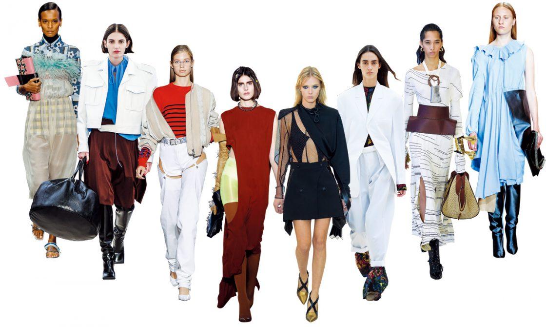 2017 S/S Prada | 2017 S/S Balenciaga | 2017 S/S Y Project | 2017 F/W Toga | 2017 S/S Louis Vuitton | 2017 S/S Céline | 2017 S/S Loewe | 2017 S/S Vetements