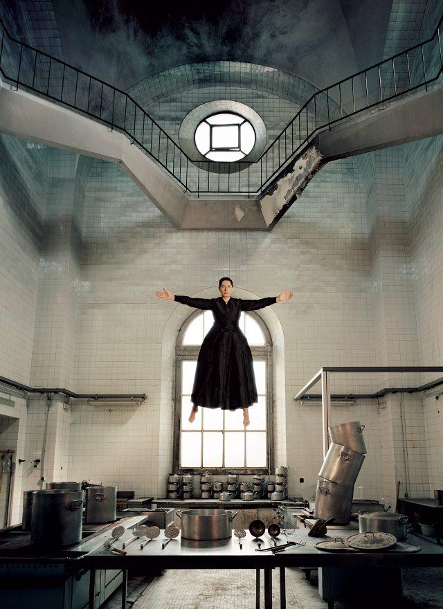 'The Kitchen 1' (2009), 성 데레사에 대한 헌정 시리즈 중