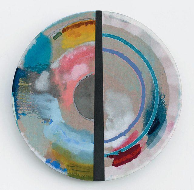 파멜라 조던(Pamela Jorden), 'Cut Target', 2015. Courtesy of Klaus von Nichtssagend Gallery