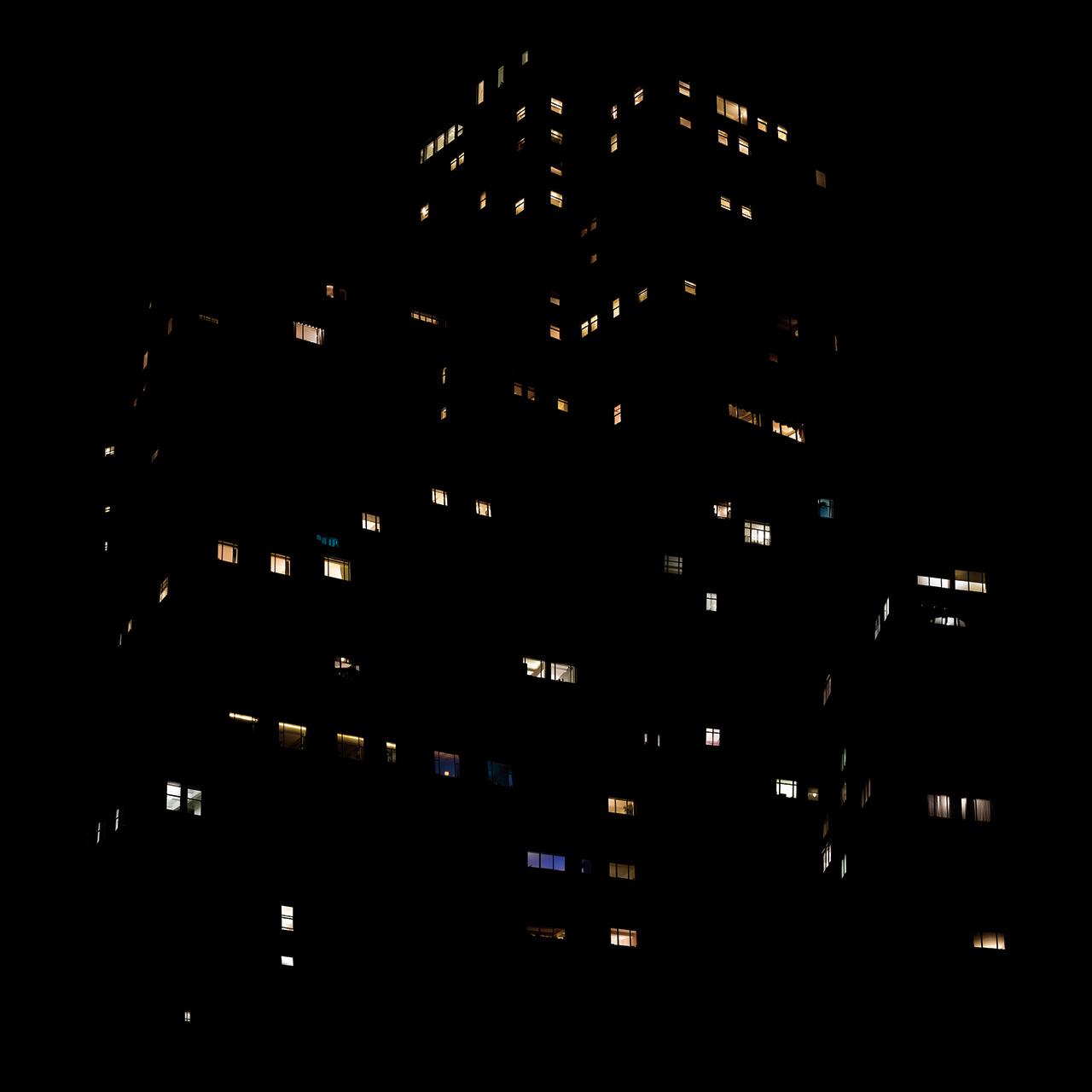 'Stray Light' 시리즈. Clarissa Bonet, 'SL.2015.0327 Chicago', 2015
