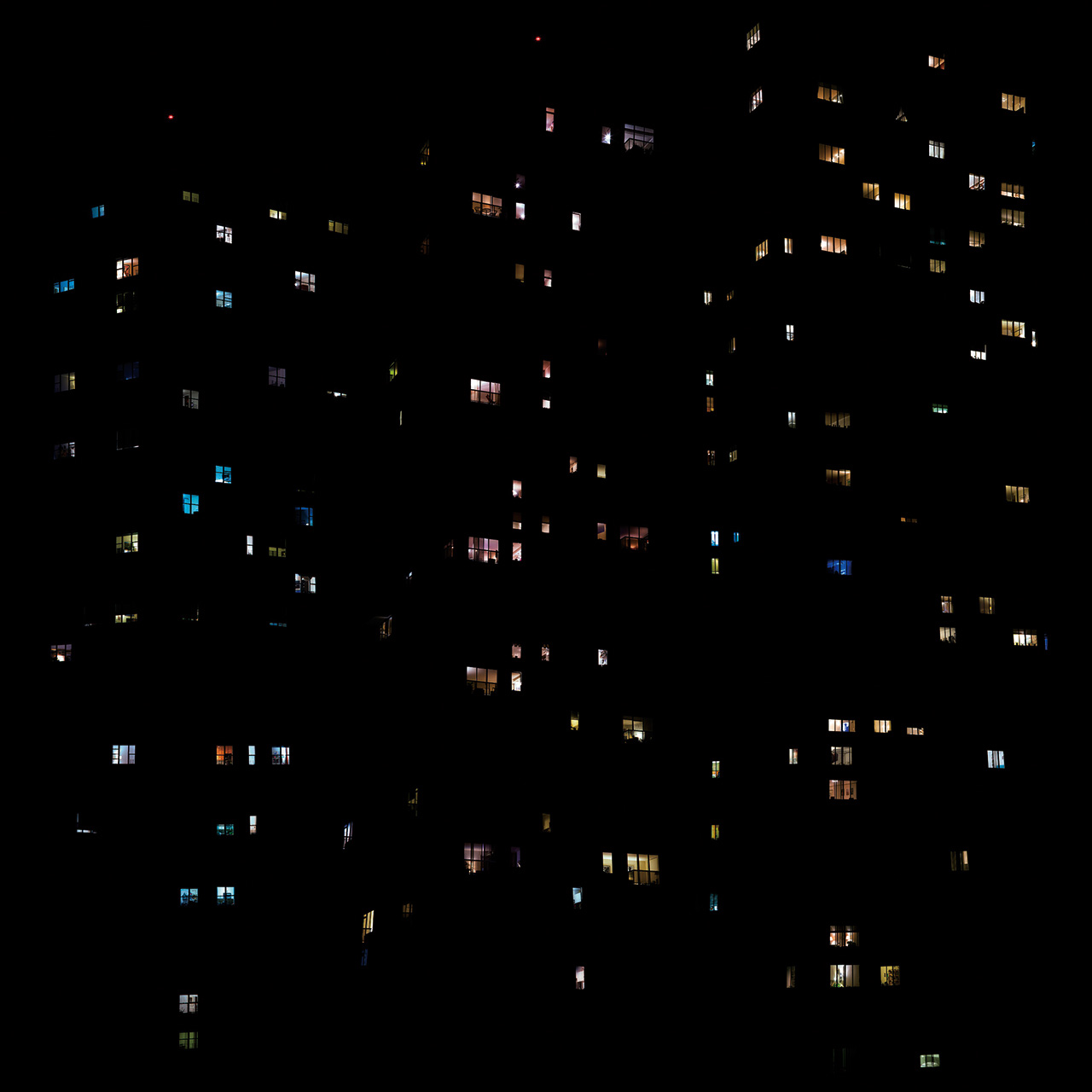 'Stray Light' 시리즈. Clarissa Bonet, 'SL.2016.0215 NYC', 2016