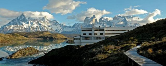 위치 : 칠레 파타고니아 explora.com