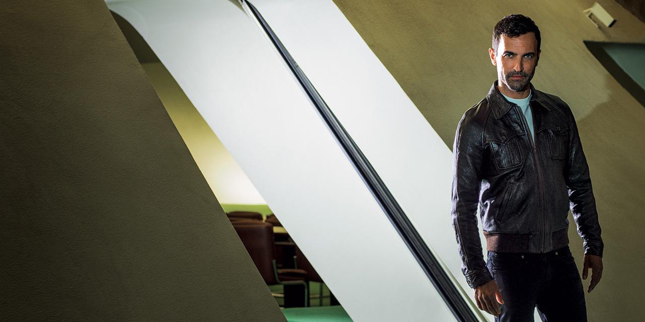루이 비통의 아티스틱 디렉터 니콜라 제스키에르가 유서깊은 프랑스 패션 하우스와 함께 미래지향적인 오디세이에 나섰다.