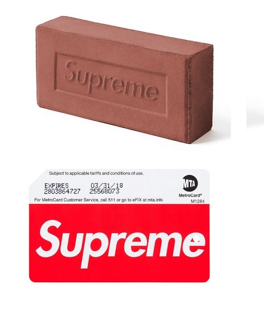 집 지을 일도 없고 뉴욕에 살지도 않는데 뉴욕 지하철 카드와 벽돌이 갖고 싶다