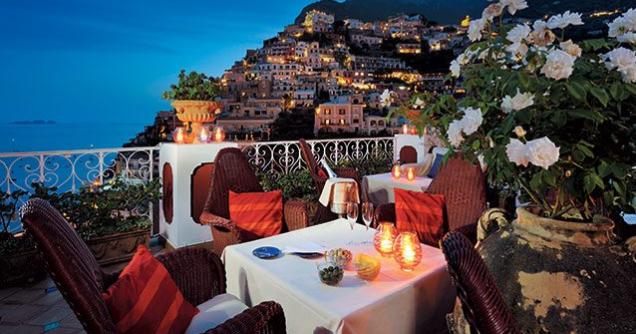 훌륭한 음식과 와인, 풍요로운 디저트는 여행의 질을 몇 단계쯤 끌어올린다.