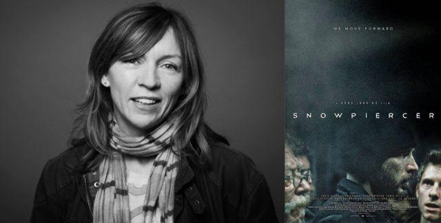 (왼쪽부터) 의상 디자이너 캐서린 조지, 영화  포스터.