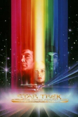 <스타 트렉: 모션 픽쳐>(1979)의 포스터.