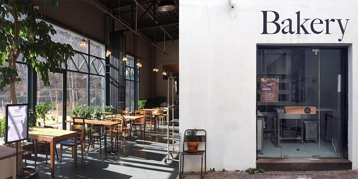 엄청 높은 천장, 큼직한 커피 로스터 기계, 초록 식물과 빈티지한 건물 느낌을 그대로 살린 공장형 카페가 하나 둘 등장하고 있다. 길고 긴 연휴 중 하루는 커피를 마시러 교외로 나가보는 건 어떨까.