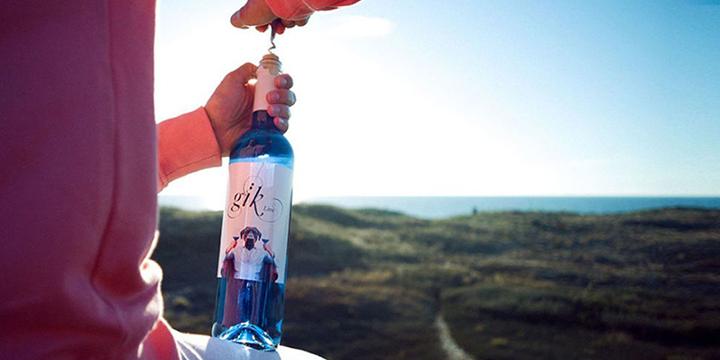 블루 와인이 9월부터 미국 판매를 시작한다.