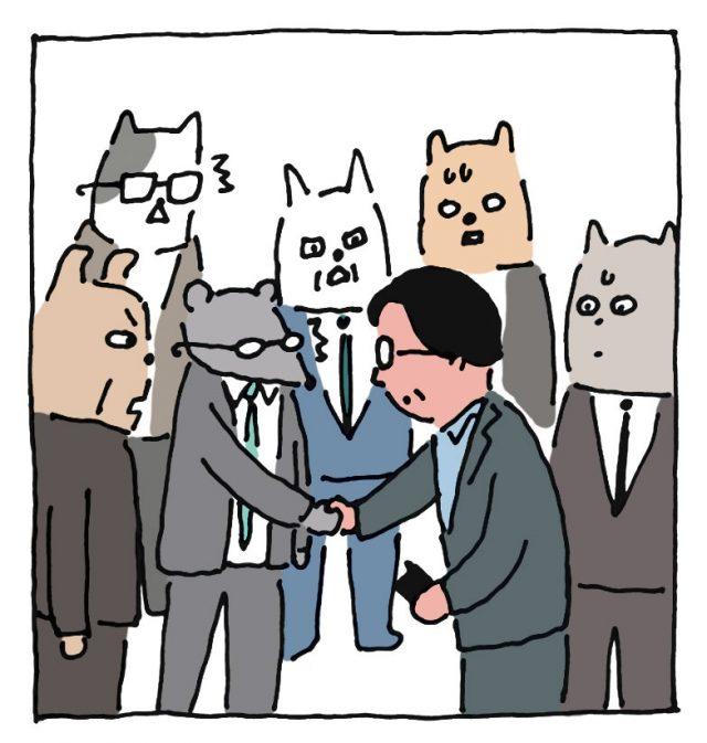 """#SCENE 3최승호 PD가 이명박 전 대통령에게 묻는다. """"언론을 망친 끝판왕이라는 점에 대해서 어떻게 생각하시나요?"""""""