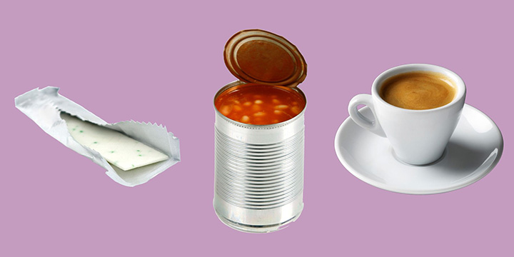 민감한 대장을 가진 사람이라면 다음 음식을 조심하자.