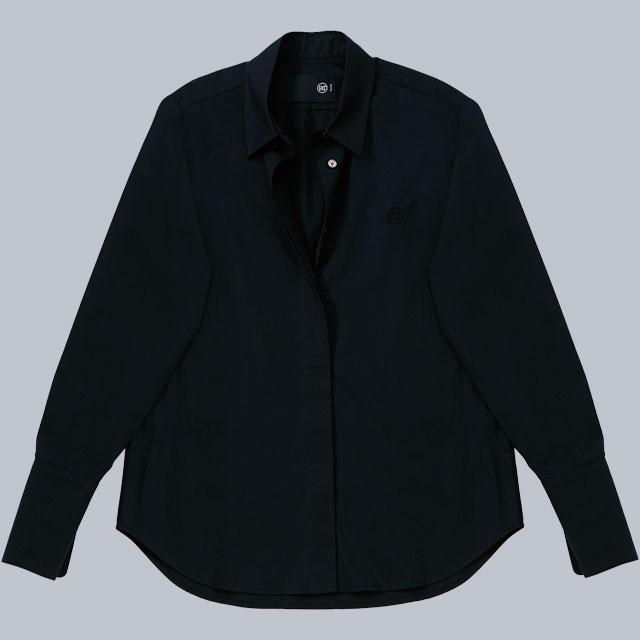 와이드 커프스 디테일의 셔츠는 18만7천원으로 Recto