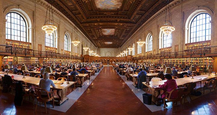 자기소개서 취미 항목에 '독서'라 쓰지 않은 사람도 꼭 한 번 가봐야 할 세계의 도서관들.