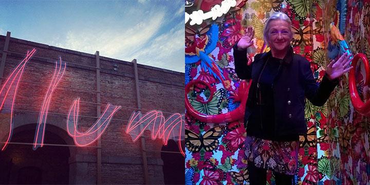 바르셀로나에 살고 있는 스페인 설치미술가 프란체스카 로피스. 배우 박신양과 방을 바꿔 살면서, 한국에 수 많은 질문을 쏟아낸 그녀.