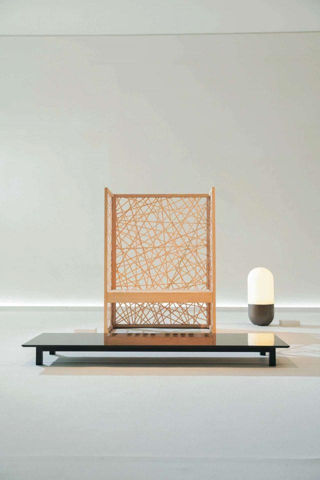'Khora_AU 1', 램프, 테이블, 2017