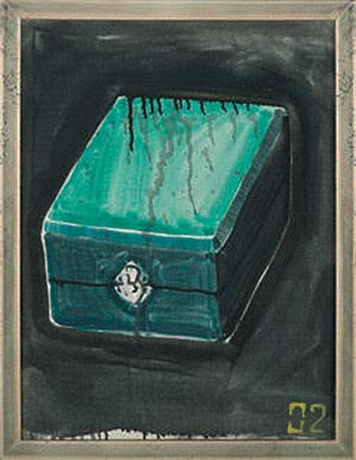 장엔리(Zhang Enli), 'Container', 2002