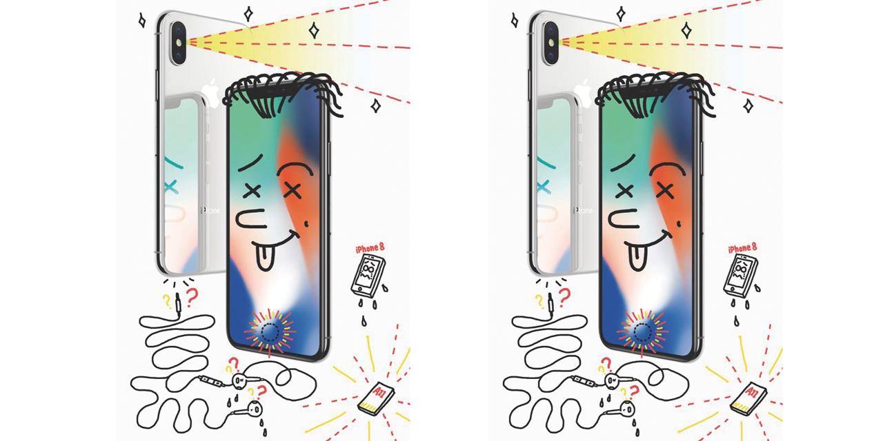 지금 가장 문제적인 스마트폰, 아이폰 X에 관한 루머의 루머의 루머.