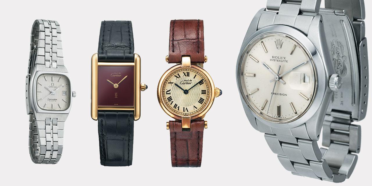 전자시계의 숫자보다 시계바늘의 움직임을 좋아하는 빈티지 시계 애호가 10명이 이야기한다. 그들의 시계가 정교하게 기록해준 사적인 순간들.