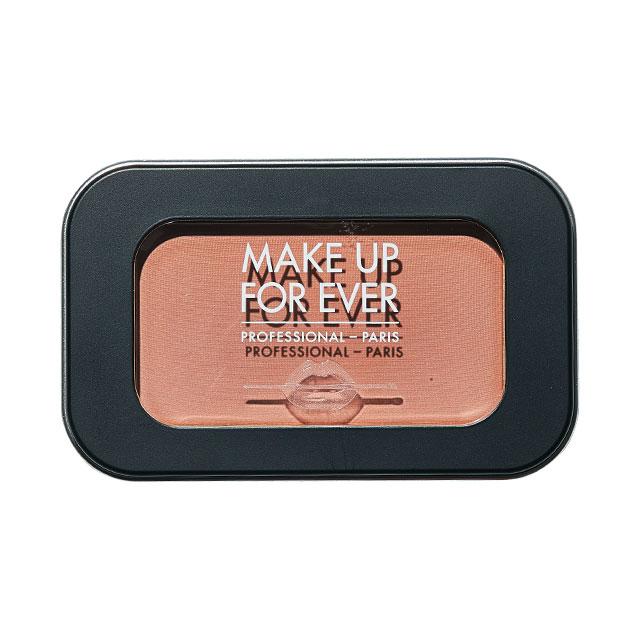 Make Up ForEver아티스트 페이스 컬러, S-300 파스텔 코럴 3만8천원.