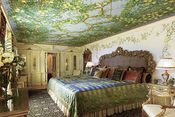 도나텔라 베르사체의 방