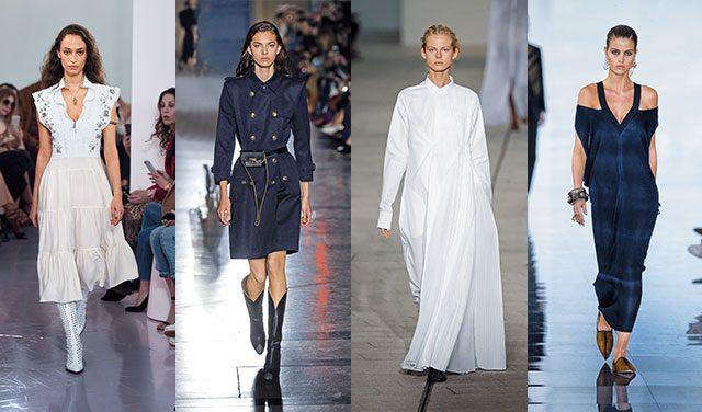 Chloé / Givenchy / Jil Sander / Roberto Cavalli