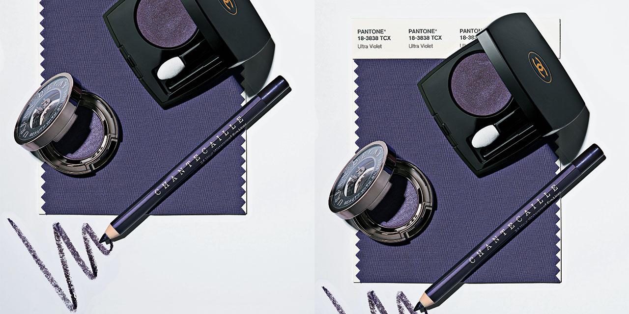 팬톤이 선정한 올해의 컬러, '울트라 바이올렛' 아이템.