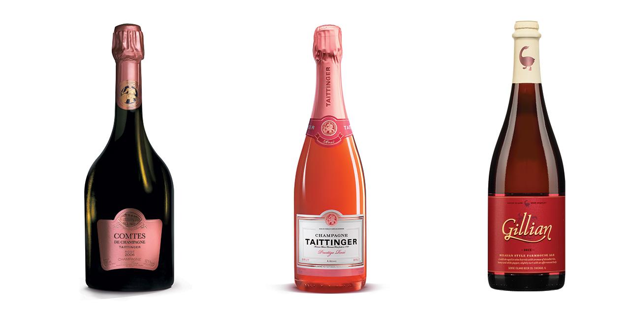 와인을 순전히 색으로만 고른다면 2월 14일엔...