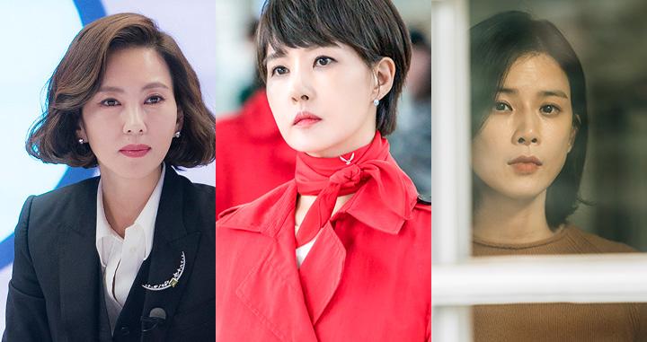김남주, 김선아 그리고 이보영. 드라마를 통해 시처장들의 눈과 귀를 사로잡은 '으른' 여자들의 명대사.