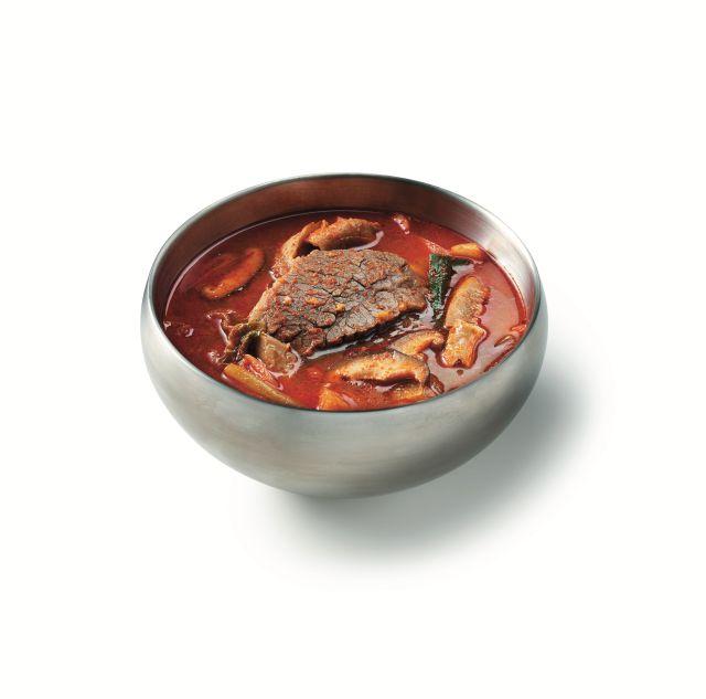 북한식 매운 곰탕