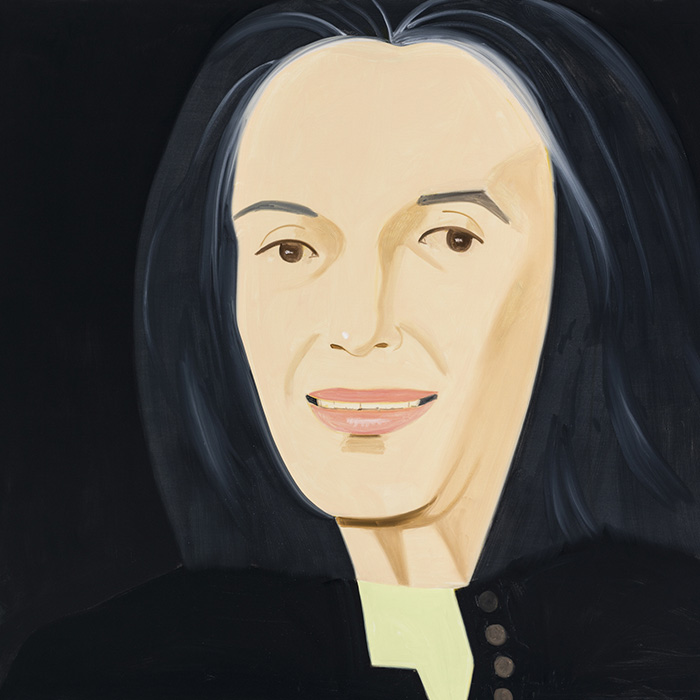 © Alex Katz, VAGA, New York, SACK/Korea, 2018