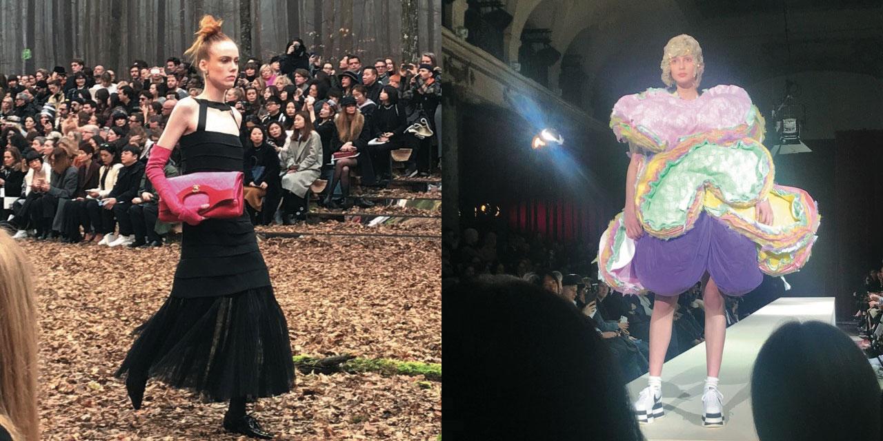 뉴욕부터 런던, 밀라노, 파리까지. '바자' 에디터들의 레이더망에 포착된 2018 F/W 패션 위크의 비하인드 신을 공개한다.