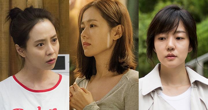 유난히 보고싶은 영화가 많은 4월. 스크린은 여성 배우들이 꽉 잡고 있다.