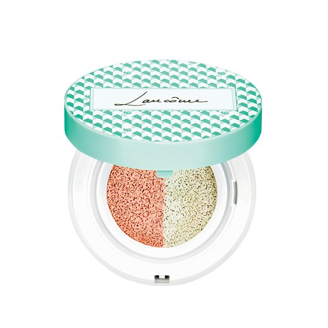Lancôme 쿠션 블러쉬 쉽띨 듀오02 피스타치오 앤 피치 5만원대.
