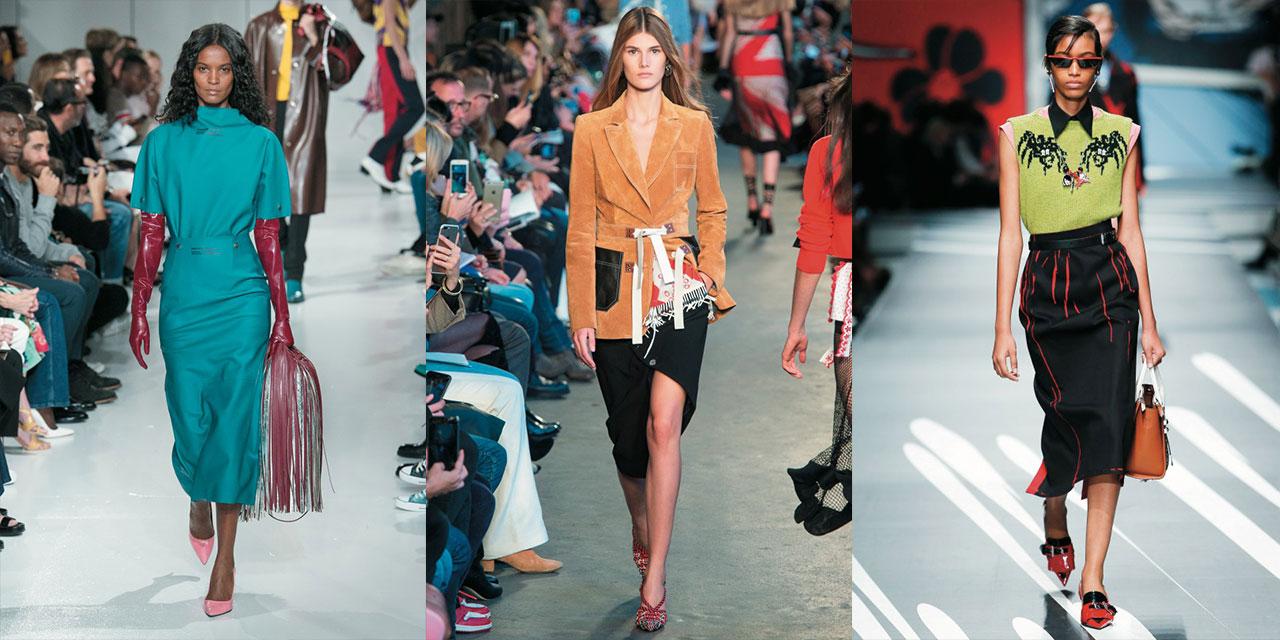 펜슬 스커트로 말하자면, 패션도 트렌드도 아닌 섹시한 스타일에 관한 것이다.