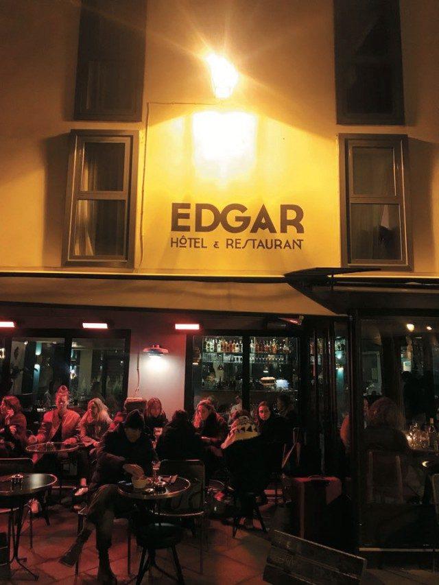 @Edgar신선한 굴 요리를 맛볼 수 있는 호텔 겸 레스토랑 에드가르.