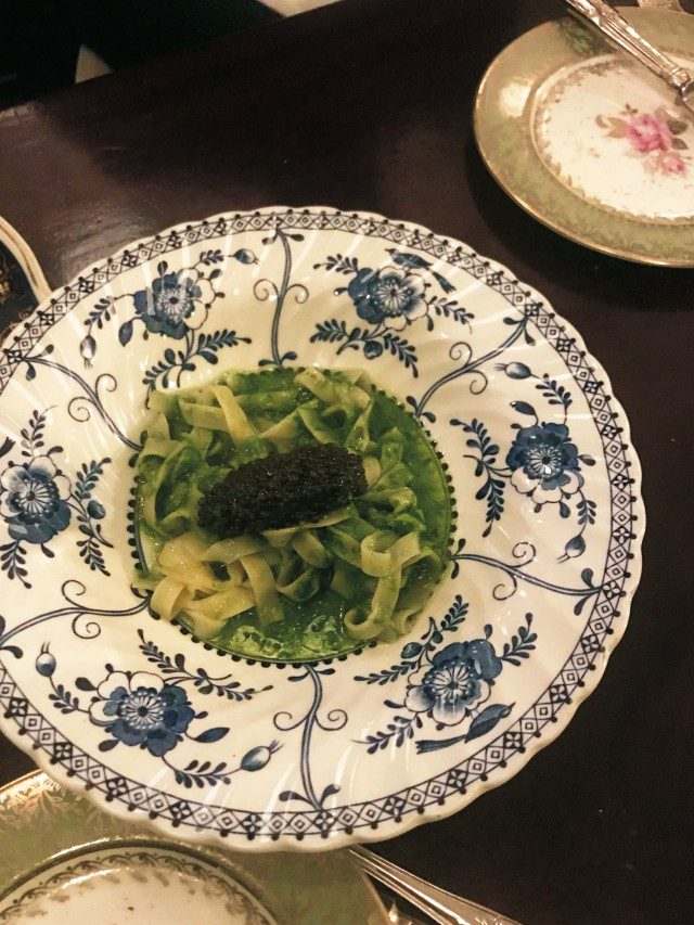 @The Quality Chop House퀄리티 찹 하우스에서 맛볼 수 있는 소박하고 정갈한 영국 가정식.
