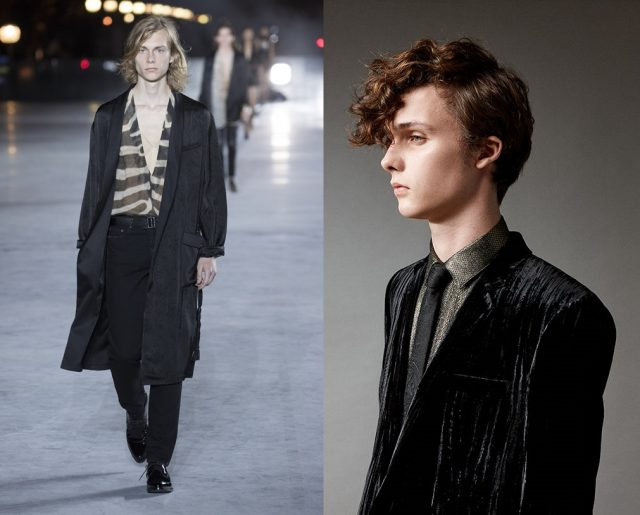 2018 S/S Saint Laurent by Anthony Vaccarello / 2018 F/W Saint Laurent by Anthony Vaccarello