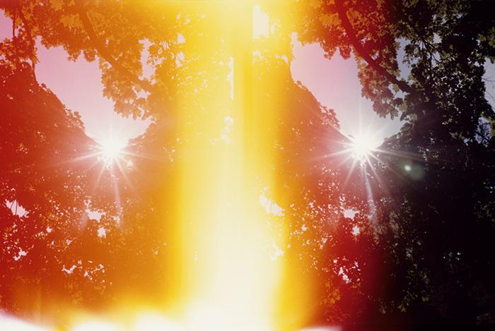 Dispersers of Light, 2018 ⓒMark Borthwick