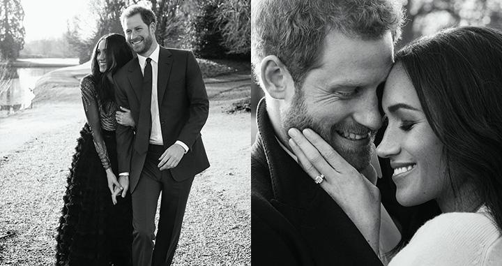전세계적인 관심을 받고 있는 해리 왕자와 메건 마크리의 결혼식이 열린다.