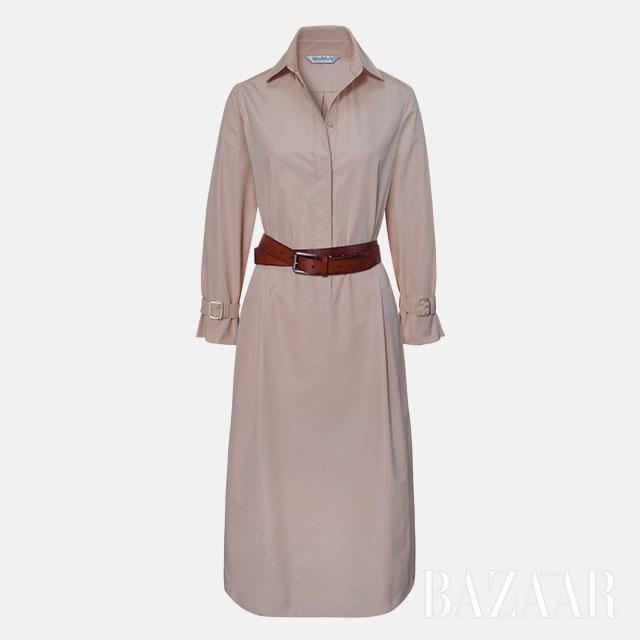 셔츠 드레스는 MaxMara