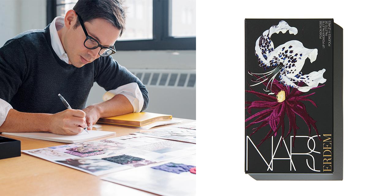 나스와 에르뎀,두 브랜드가 만나 선보이는 '이상해서 아름다운' 컬래버레이션. 디자이너 에르뎀을 만났다.