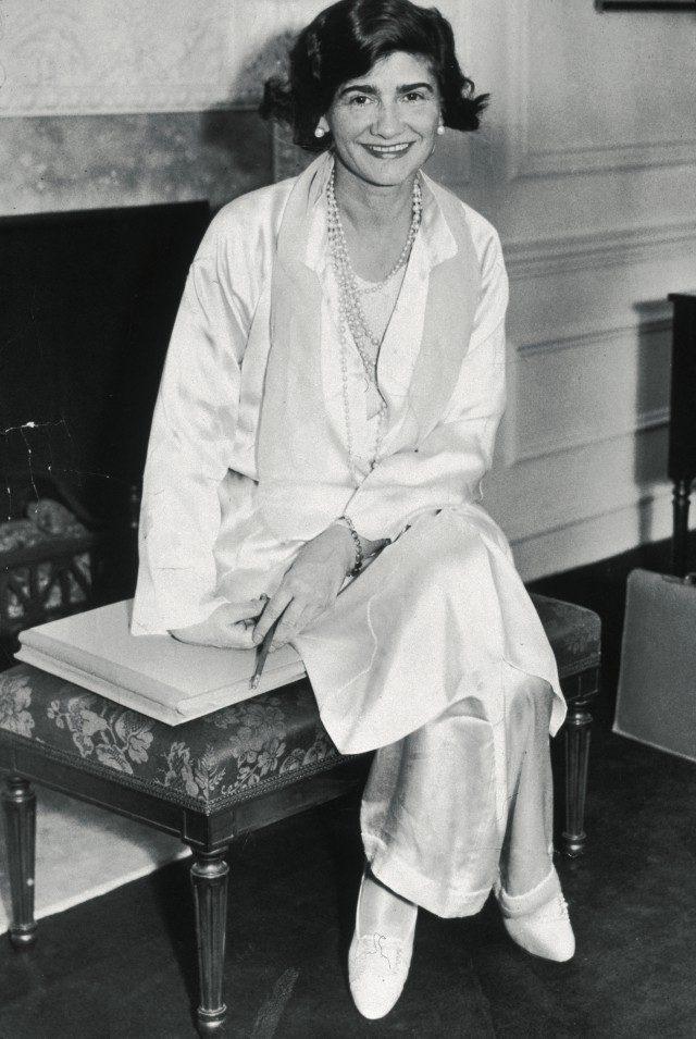 가브리엘 코코 샤넬, 1931.