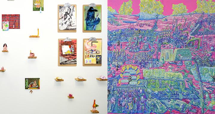 생활 속 가까이에서 소비하는 예술! 보다 일상과 가까운 위치에서 작품을 감상할 수 있는 두 곳의 갤러리