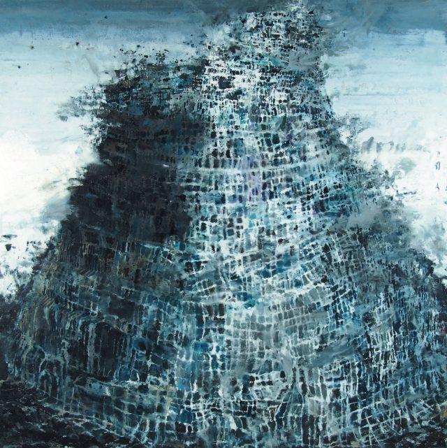 필립 코네, 'Babel Tower', 2017-2018