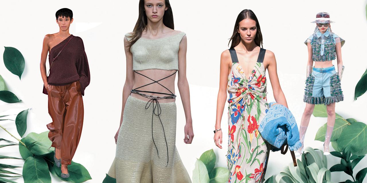 자연으로 회귀하고 미래의 지속 가능성을 찾기 위한 패션계의 여정에 동참하라!