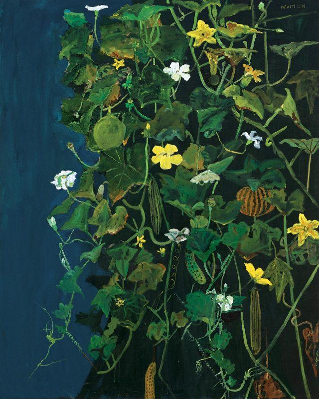 김종학, 'Vine', 2007, Acrylic on canvas, 162.2×130.3cm