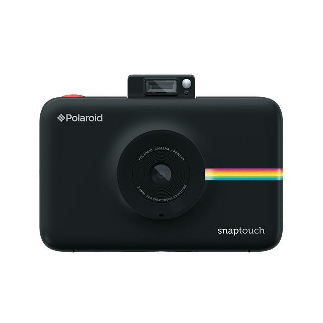 여행에서의 추억은 바로 프린팅해 소장해야 좋다. 폴라로이드 카메라는 Snaptouch