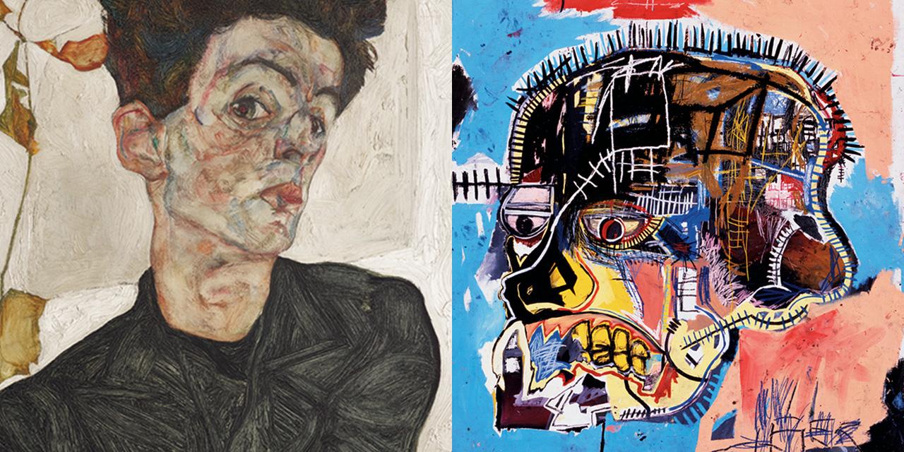 현대 미술 전시를 주로 소개해온 루이 비통 재단 미술관에서 특별한 전시를 기획했다. 세상을 놀라게 한 두 명의 요절 작가, 장 미셀 바스키아와 에곤 실레 두 사람의 전시다.  루이 비통 재단 미술관에서 살아 있는 작가가 아닌 작가의 전시로는 이번이 처음 기획된 것으로, 전시 라인 업의 새로운 변화를 주고자 한 행보로 보인다.