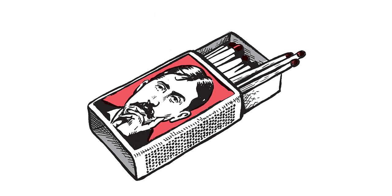 무인도에 세 권의 책을 들고 갈 수 있다면? 이 진부하면서도 흥미로운 유희에 움베르토 에코, 폴 오스터, 미셸 우엘벡 같은 작가들이 응했다.